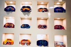 Diopter maschera da sci