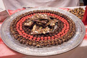 cioccolato e cioccolatini in diversi gusti
